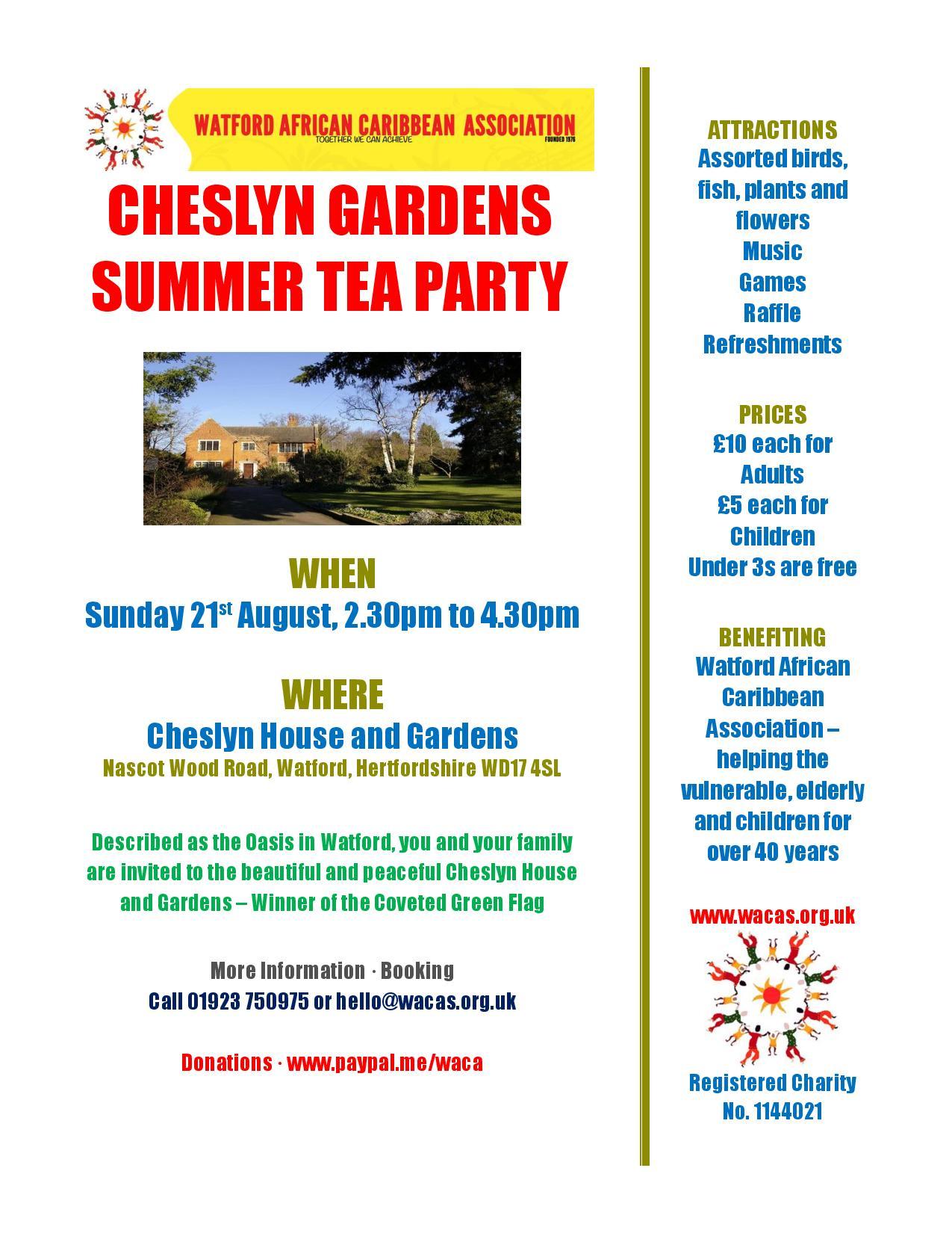 Cheslyn-House