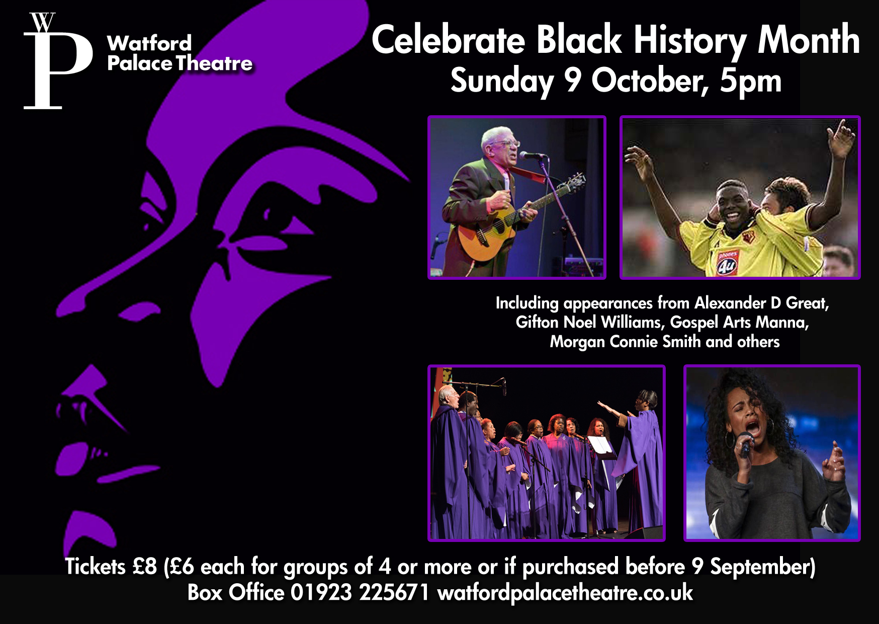 Black History Celebration 1