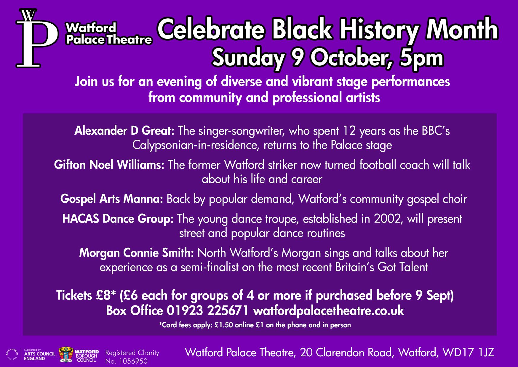 Black History Celebration 2